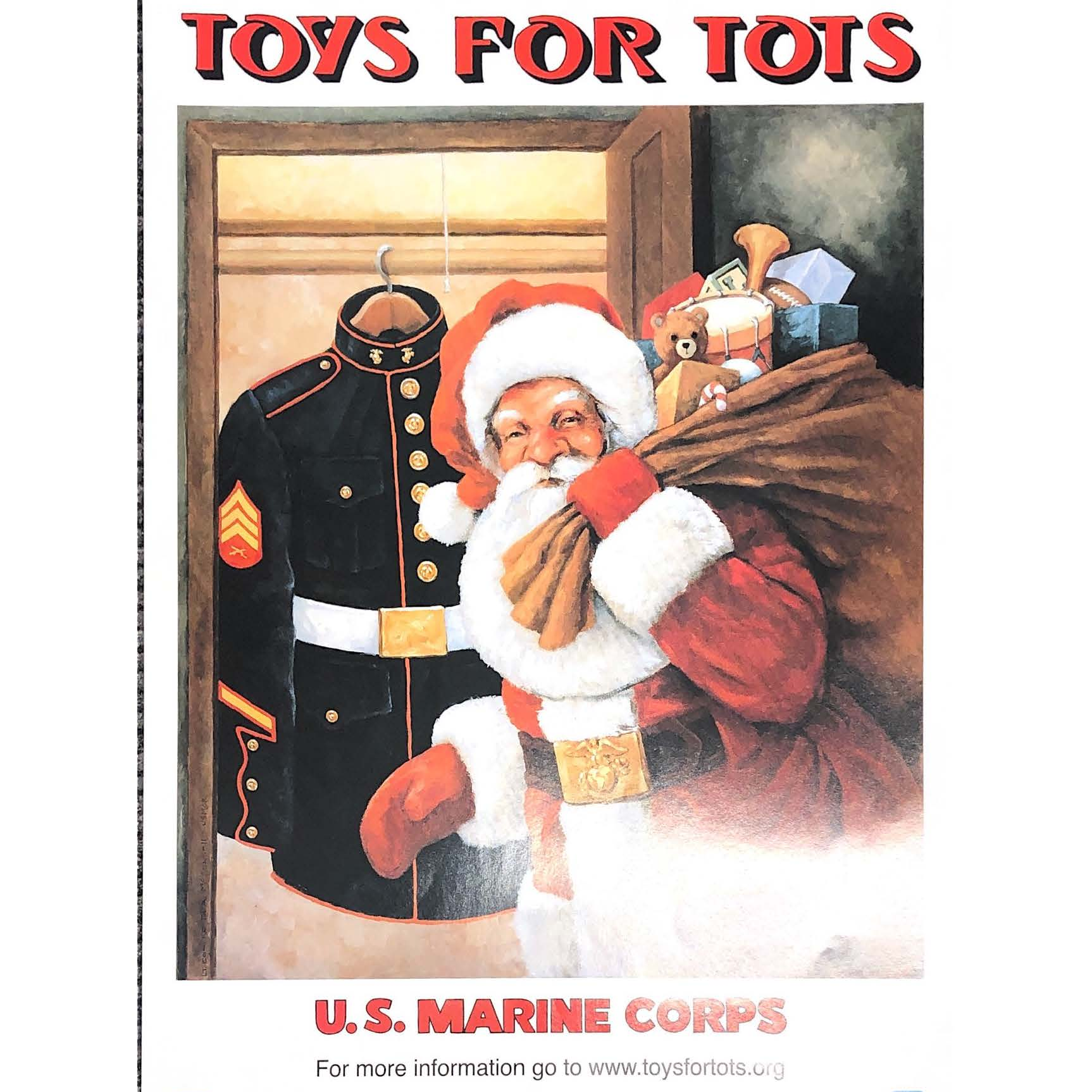 Image of Toys for Tots