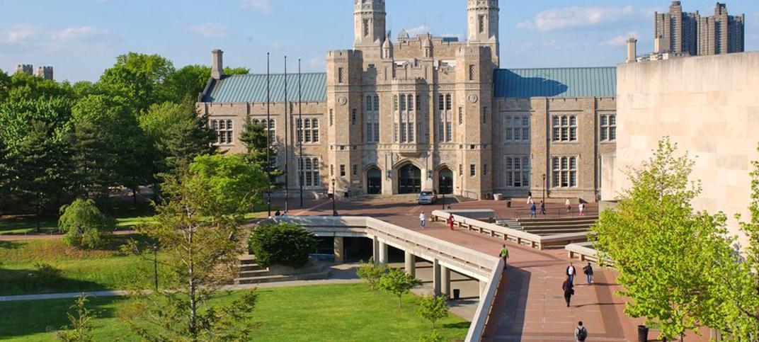 Aerial View of Lehman College
